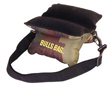 "BULLS BAG #1501-Field Camo/Suede 9"" Shooting Rest (Unfilled)"