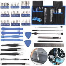 136PCS Repair Opening Tool Kit Screwdriver Set For Mobile Phone Laptop PC Watch