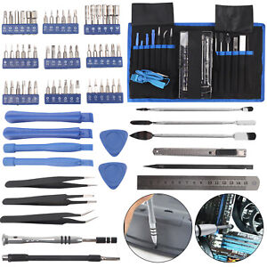 75X Repair Opening Tool Kit Electronic Screwdriver Set For iPhone iPad Laptop PC