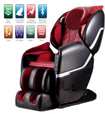 Brand New Massage Chair 850 Zero Gravity ZeroSpace Bluetooth Heater Roller Red