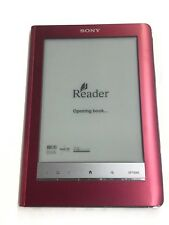Sony Reader PRS-600, WiFi - Red  14-2B