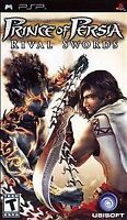 Prince of Persia: Rival Swords (Sony PSP, 2007)   UMD Only !!   Fast Shipping !!