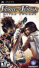 Prince of Persia Rival Swords UMD PSP GAME SONY PLAYSTATION PORTABLE