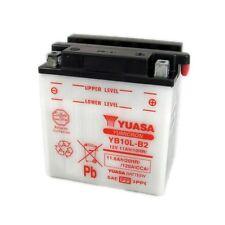 Batterie Yuasa moto YB10L-B2 SUZUKI GS500, F 01-07