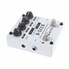 JOYO D-SEED Dual Channel Digital Delay Guitar Effect Pedal with Four Modes