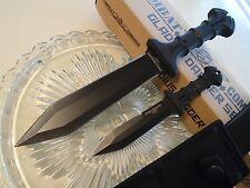 United Combat Commander Gladius Dagger Knife 2 Pc Set Dual Edge 1065 HC UC3162