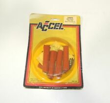ACCEL P/N 170044 9mm Spark Plug Boot/Terminal Kit NEW