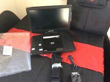 "Bush BDVD8310 Portable DVD Player (10"")plus Bag Strap And Plug"