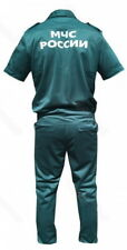 New Many SIZE Russian Emergency Situations Ministry Officer Uniform Jacket Pants
