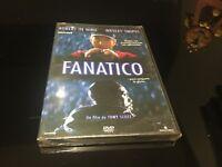 Fanatic DVD Robert De Niro Wesley Snipes Sigillata Nuovo