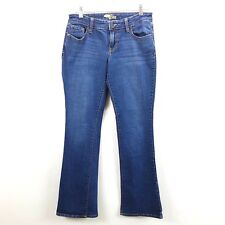 eb022fe5d52fc Old Navy Diva Women's Size 4 Short Petite Jeans Blue Denim Low Rise Bootcut
