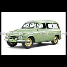 #pha.016646 Photo SKODA 1201 STW (TYPE 980) 1955-1961 Car Auto