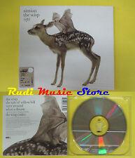 CD Singolo SIMIAN The wisp ep SLIDING CARDSLEEVE 2001 no lp mc dvd vhs (S14)