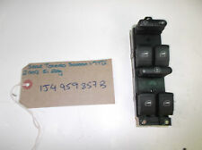 Seat Toledo Saloon 1.9 TDi 2002 51 Reg O/S Right Front Window Switches