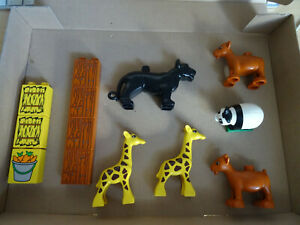 Lego Duplo Zoo Tiere