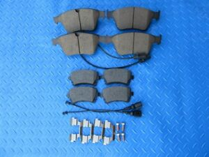 Bentley Continental GT GTC Flying Spur front and rear brakes brake pads #5842