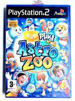 Astro Zoo PS2 Playstation Nuevo Precintado Sealed New PAL/SPA PRECINTO ROTO