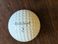 Collectible Golf Ball Vintage Marty Furgol rare circa 1960