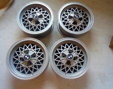 Super rare bwa milano alloy wheels bmw 1502 1602 1802 2002 ti tii