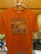 Kings Island Rare T shirt The Beast vs. The Son of Beast roller coaster Size L