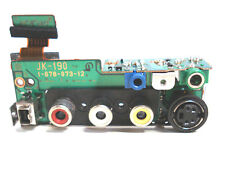 SONY DSR PD-150 Complete JK-190 board A-7074-402-A  1-678-073-12