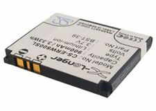 REPLACEMENT BATTERY FOR SONY ERICSSON W910I 3.70V
