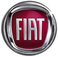 Fregio Logo Stemma Emablema Fiat Ant Per Fiat Ducato Dal 2006   Diametro 120mm