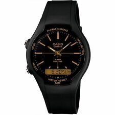 Casio AW90H-9EV Men's Dual Time Analog/Digital Quartz Wrist Watch AW-90H-9EV