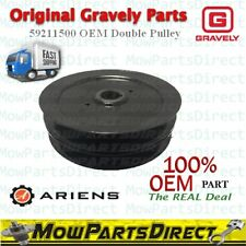 Genuine Ariens Gravely OEM Part KIT-07328867 PULLEY REPLACEMNT  59211500