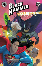 Dark Horse Comics 2019 SDCC Black Hammer Justice League # 1 Variant NM UNREAD
