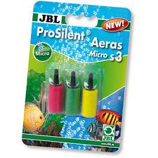JBL ProSilent Aeras Micro S3 pietre aria (3-PACK) Rosso Giallo Verde