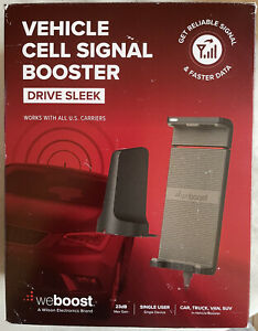 weBoost Drive Sleek 4G LTE Car SUV Cell Phone Signal Booster 470135