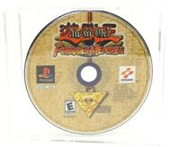 Yu-Gi-Oh Forbidden Memories (Sony PlayStation 1, 2001) PS1 DISC ONLY