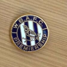 West Bromwich Albion FC Badge - Enamel Pin Badge