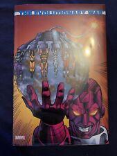 Evolutionary War Marvel Hardcover RARE VARIANT COVER X-men New Mutants Avengers