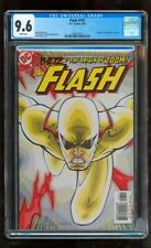 CGC 9.6 FLASH #197 D.C COMICS 6/2003 ORIGIN 1ST APPEARANCE OF ZOOM (WHITE PAGES)