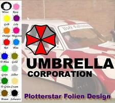 Umbrella Corporation 2 JDM Sticker Aufkleber OEM Power Shocker Hater 60cm