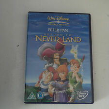 DVD Disney's Peter Pan - Return To Never Land (DVD, 2007)