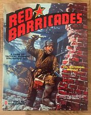ASL Red Barricades - Advanced Squad Leader Historical Module 1 - Mint Condition