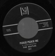 Beatles Please Please Me / From Me To You USA 45 W/O PS VJ 581