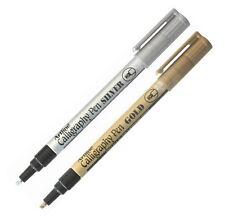 Artline Ek993 Mettalic Calligraphy Pen - Gold