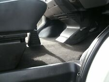VW T4 Transporter Caravelle Fitted Floor Mat in GREY