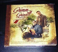 Grimm rencontre La Geschichtensammler Märchen (contes) musikalisch CD