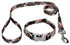 Country Brook Petz® Premium Orange Digital Camo Dog Collar & Leash