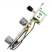 Telecaster Guitar Prewired Control Plate verkabelT voll belastet 3-Wege Schalter