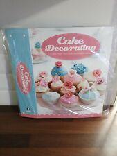 Deagostini Cake Decorating Magazines Folder (VGC) Free Postage