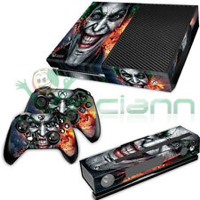 Cover skin sticker adesivo console JOKER per Xbox One pellicola decal adesivi