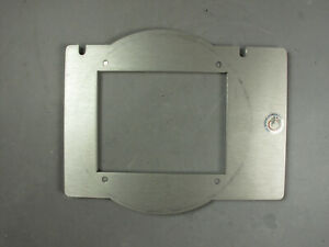Omega D Series Negative Carrier 4x5 (Glassless)