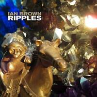 "Ian Brown - Ripples (NEW 12"" VINYL LP)"