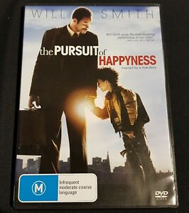 The Pursuit Of Happyness - DVD - Pre Owned - VGC
